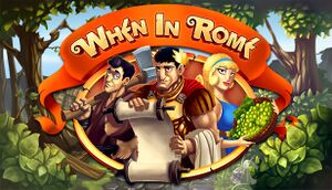 When In Rome cover