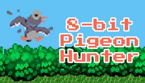 8bit Pigeon Hunter cover