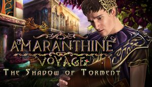 Amaranthine Voyage: The Shadow of Torment cover