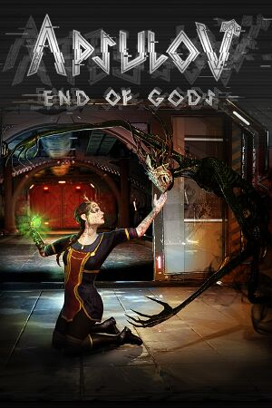 Apsulov: End of Gods cover