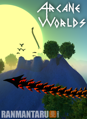 Arcane Worlds cover
