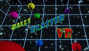 BallsBlasterVR cover