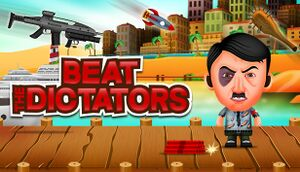 Beat the Dictators cover