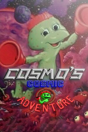 Cosmo's Cosmic Adventure cover