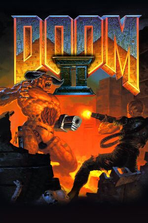 Doom II: Hell on Earth cover