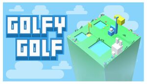 Golfy Golf cover
