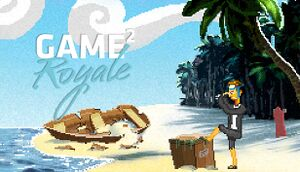 Game Royale 2: The Secret of Jannis Island cover
