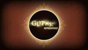 Glyphs Apprentice cover