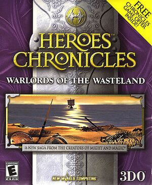 Heroes Chronicles cover