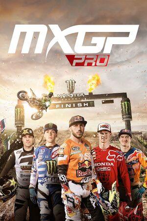 MXGP Pro cover
