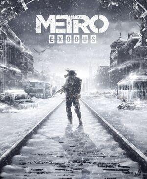Metro Exodus cover