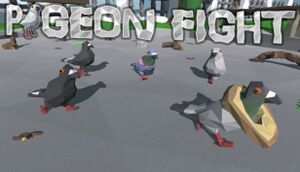 Pigeon Fight cover