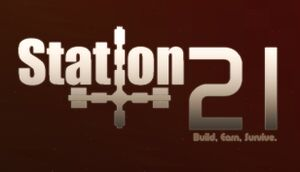 Station 21 - Space Station Simulator cover