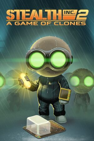 Stealth Inc. 2: A Game of Clones cover