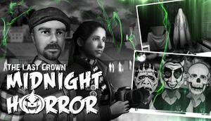 The Last Crown: Midnight Horror cover