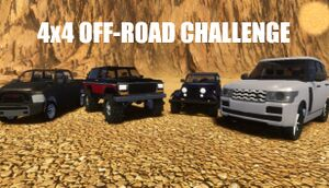 4X4 OFF-ROAD CHALLENGE cover