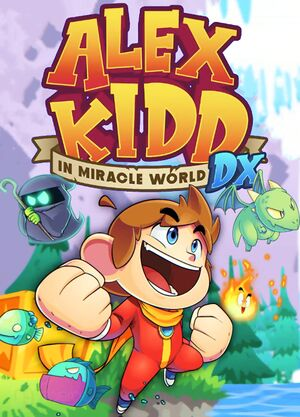 Alex Kidd in Miracle World DX cover.jpg