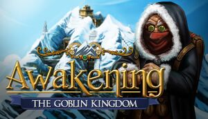 Awakening: The Goblin Kingdom cover