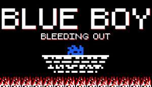 Blue Boy: Bleeding Out cover