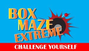 Box Maze Extreme cover