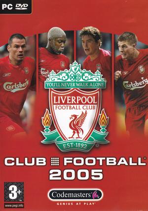 Club Football 2005 cover