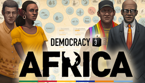 Democracy 3: Africa cover