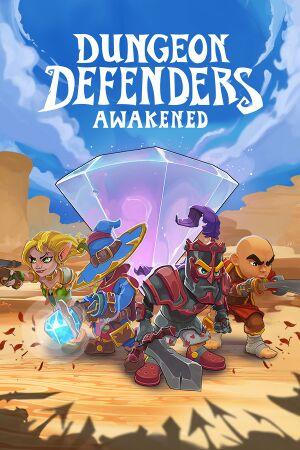 Dungeon Defenders: Awakened cover
