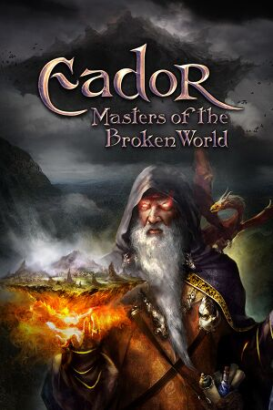 Eador: Masters of the Broken World cover
