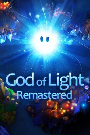 God of Light: Remastered cover