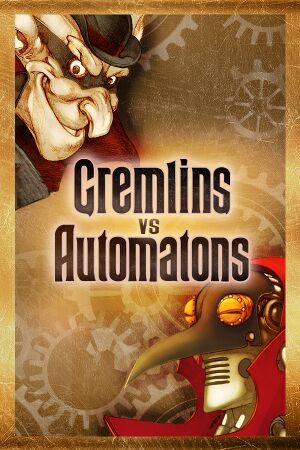 Gremlins vs Automatons cover