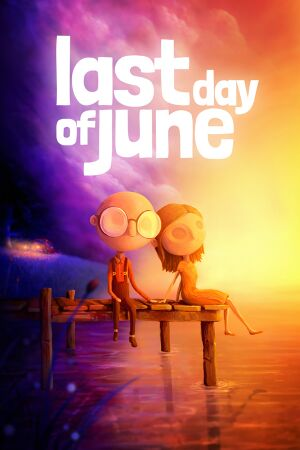 Last Day of June cover