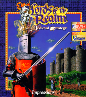 Lords of the Realm cover
