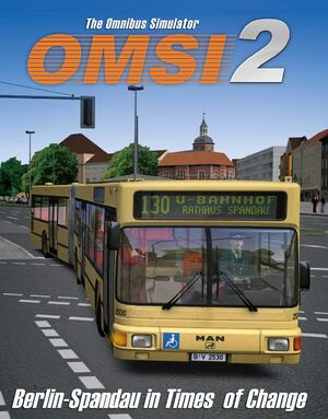 OMSI 2: The Bus Simulator cover