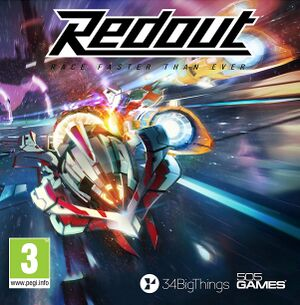 Redout: Enhanced Edition cover
