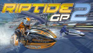 Riptide GP2 cover