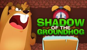 Shadow of the Groundhog cover