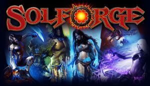 SolForge cover