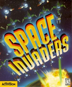 Space Invaders (1999) cover