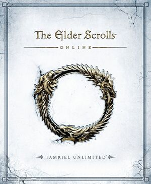 The Elder Scrolls Online cover