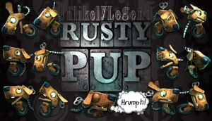 The Unlikely Legend of Rusty Pup cover
