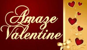 Amaze Valentine cover