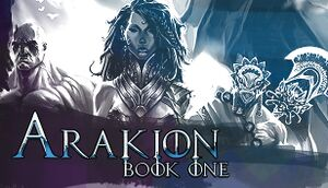 Arakion: Book One cover