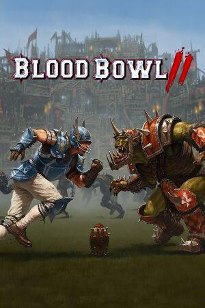 Blood Bowl 2 cover