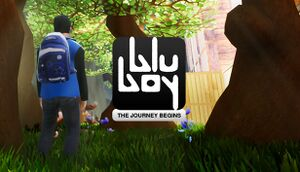 BluBoy: The Journey Begins cover