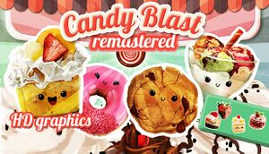 Candy Blast cover