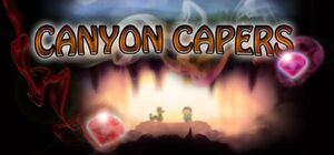 Canyon Capers cover