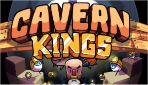 Cavern Kings cover