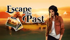 Escape The Past cover