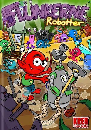 Flunkerne: Robotter cover