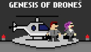 Genesis of Drones cover